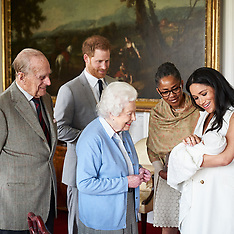 Archie Meets the Queen - 8 May 2019