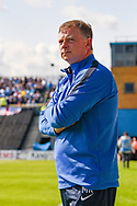 Coventry City manager Mark Robins during the EFL Sky Bet League 1 match between Gillingham and Coventry City at the MEMS Priestfield Stadium, Gillingham, England on 25 August 2018.