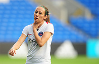 Paris Saint-Germain's Sabrina Delannoy<br /> <br /> Photographer Kevin Barnes/CameraSport<br /> <br /> UEFA Women's Champions League Final - Pre match training session - Lyon Women v Paris Saint-Germain Women - Wednesday 31st May 2017 - Cardiff City Stadium<br />  <br /> World Copyright © 2017 CameraSport. All rights reserved. 43 Linden Ave. Countesthorpe. Leicester. England. LE8 5PG - Tel: +44 (0) 116 277 4147 - admin@camerasport.com - www.camerasport.com