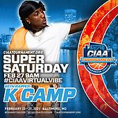 February 27, 2021 (MD): 2021 Central Intercollegiate Athletic Association Tournament (CIAA)
