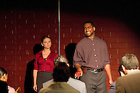 """""""Julius Caesar"""" at the Fetterly Playhouse, directed by Angelina LaBarre"""