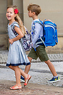Prins Vincent en Prinses Josephine begint bij 0. klasse op Tranegård School in Hellerup