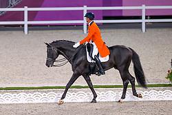 Minderhoud Hans Peter, NED, Glock's Dream Boy N.O.P, 152<br /> Olympic Games Tokyo 2021<br /> © Hippo Foto - Dirk Caremans<br /> 28/07/2021