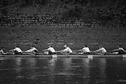 Putney, London,  Tideway Week, Championship Course. River Thames,  Putney, London,  Tideway Week, Championship Course. River Thames,  CUWBC, Training. <br /> <br /> Wednesday  29/03/2017<br /> [Mandatory Credit; Credit: Peter Spurrier/Intersport Images.com ]<br />  Cambridge WBC<br /> <br /> Bow: Ashton Brown – CAN/AUS. 2: Imogen Grant, 3: Claire Lambe – IRL. 4: Anna Dawson, 5: Holly Hill, 6: Alice White, 7: Myriam Goudet – FRA, Stroke: Melissa Wilson, Cox: Matthew Holland –<br /> <br /> Wednesday  29/03/2017<br /> [Mandatory Credit; Credit: Peter Spurrier/Intersport Images.com ]