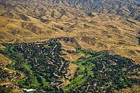 Crane Creek Golf Course, Boise Highlands
