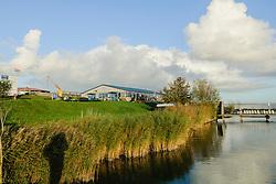 Gooimeer, Pampus, Muiden, Gooise Meren, Noord Holland, Netherlands