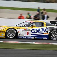 #6 Corvette C6.R Z06, Phoenix Carsport Racing (drivers: Hazemans, Fässler, Delétraz, Gollin), Spa 24H 2008