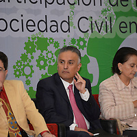 Toluca, México.- Héctor Jiménez Vaca, Subsecretario  General de Gobierno <br />  durante el 2do Congreso Internacional Ciudadania Activa: Participación de la Sociedad Civil en México.  Agencia MVT / Crisanta Espinosa