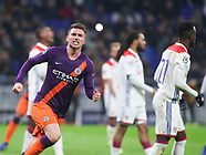 Olympique Lyonnais v Manchester City 271118