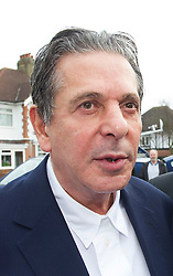 © Licensed to London News Pictures. 29/11/2013. London, UK. Millionaire art dealer Charles Saatchi, arriving at Isleworth Crown Court to give evidence in a case against his two former personal assistants, who are accused of misappropriating over £600,00 of funds while working for Charles Saatchi and his former wife Nigella Lawson .Photo credit : Ben Cawthra/LNP