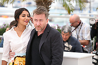 Leila Bekhti, Tim Roth, , The Jury Un Certain Regard at the 65th Cannes Film Festival. Photocall on Saturday 19th May 2012 in Cannes Film Festival, France.