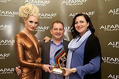 ALFAPARF MILANO FANTASTIC FANTASY HAIR STYLIST AWARD,