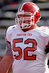 28 October 2006:Ryan Jewell. .Youngstown State turned off over 15,000 fans as the win blew their way, cooling off Illinois State 27-13. Nationally ranked teams Youngstown State Penguins and Illinois State Redbirds competed at Hancock Stadium on the campus of Illinois State University in Normal Illinois.<br />