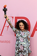 June 3, 2019-Brooklyn, New York-United States: Designer Diane Von Furstenberg  attends the 2019 CFDA Fashion Awards Red Carpet held at the Brooklyn Museum on June 3, 2019 in the Brooklyn section of New York City. The most influential designers, editors and VIP's gather for one of the biggest awards shows in the fashion world.  (photo by terrence jennings/terrencejennings.com)