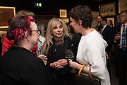 JO BRAND, HELEN LEDERER, OLIVIA COLEMAN, Preview evening  in support of The Eve Appeal, a charity dedicated to protecting women from gynaecological cancers. Bonhams Knightsbridge, Montpelier St. London. 29 April 2019