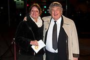 Viering  van de 75ste verjaardag van Pieter Van Vollenhoven in het Beatrix theater, Utrecht<br /> <br /> Celebrating the 75th anniversary of Pieter Van Vollenhoven in the Beatrix Theater, Utrecht<br /> <br /> Op de foto / On the photo: Tonny Eyk en partner