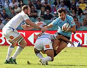 Adam Ashley-Cooper. Waratahs v Force. 2013 Investec Super Rugby Season. Allianz Stadium, Sydney. Sunday 31 March 2013. Photo: Clay Cross / photosport.co.nz
