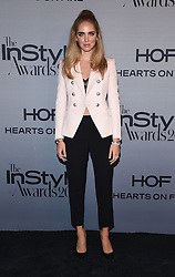 October 24, 2016 - Los Angeles, California, U.S. - Chiara Ferragni arrives for the InStyle Awards 2016 at the Getty Center. (Credit Image: © Lisa O'Connor via ZUMA Wire)