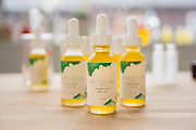 Horticulture Skincare is a botanical blend of oils that moisturizes and heals skin. It's made by Juree Sondker in Portland, Oregon.