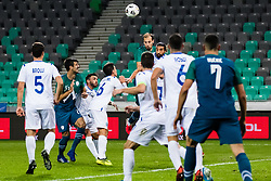 Jon Stankovic of Slovenia during friendly match between national teens of Slovenia and San Marino, October 7, 2020 in Stadium Stozice, Ljubljana, Slovenia. Photo by Grega Valancic / Sportida