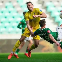 20210224: SLO, Football - Prva Liga Telekom Slovenije 2020/21, NK Olimpija Ljubljana vs NK Domzale