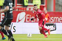Fotball<br /> 13. April 2015<br /> OBOS Ligaen<br /> Brann Stadion<br /> Brann - Strømmen<br /> Jorge Alejandro Castro Salazar (R) , Brann<br /> Foto: Astrid M. Nordhaug
