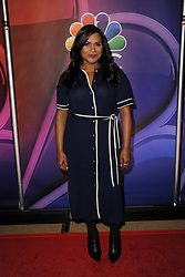 March 8, 2018 - New York, NY, USA - March 8, 2018  New York City..Mindy Kaling attending arrivals for the 2018 NBC NY Midseason Press Junket at Four Seasons Hotel on March 8, 2018 in New York City. (Credit Image: © Kristin Callahan/Ace Pictures via ZUMA Press)