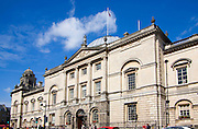 The Guildhall in Bath, Somerset, England built between 1775 and 1778 by Thomas Baldwin