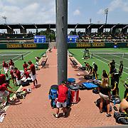 NCAA Men's Tennis: USC v Baylor