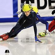 Kimberly Derrick - US Speedskating Team - Short Track Speed Skating - Photo Archive