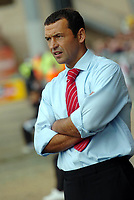 Photo: Kevin Poolman.<br />Northampton Town v Nottingham Forest. Coca Cola League 1. 12/08/2006. Forest manager Colin Calderwood.