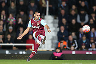 Dimitri Payet of West Ham United takes a free kick. The Emirates FA cup, 3rd round match, West Ham Utd v Wolverhampton Wanderers at the Boleyn Ground, Upton Park  in London on Saturday 9th January 2016.<br /> pic by John Patrick Fletcher, Andrew Orchard sports photography.