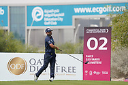 Andy Sullivan (ENG) during the final round of the Commercial Bank Qatar Masters 2020, Education City Golf Club , Doha, Qatar. 08/03/2020<br /> Picture: Golffile | Phil Inglis<br /> <br /> <br /> All photo usage must carry mandatory copyright credit (© Golffile | Phil Inglis)
