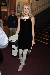 DONNA AIR attends the premier of 2012 Cirque du Soleil's Totem at the Royal Albert Hall, London on 5th January 2012,