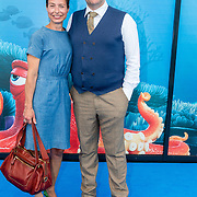 NLD/Amsterdam20160622 - Filmpremiere première van Disney Pixar's Finding Dory, ......... en Patrick Stoof