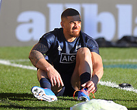 Rugby Union - 2019 Rugby Championship - New Zealand vs. South Africa, pre-match captain's runs & photocalls<br /> <br /> Sonny Bill Williams, at Westpac Stadium, Wellington.<br /> <br /> COLORSPORT/ANDREW COWIE