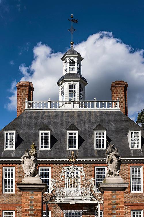 Governor's Palace, Williamsburg, Virginia