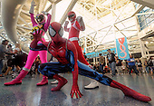 2016 Stan Lee's Los Angeles Comic Con Opening