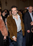 MARK HIX, Tatler Restaurant Awards. Mandarin Oriental Hyde Park. Knightsbridge. London. 19 January 2009 *** Local Caption *** -DO NOT ARCHIVE-© Copyright Photograph by Dafydd Jones. 248 Clapham Rd. London SW9 0PZ. Tel 0207 820 0771. www.dafjones.com.<br /> MARK HIX, Tatler Restaurant Awards. Mandarin Oriental Hyde Park. Knightsbridge. London. 19 January 2009