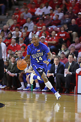 03 January 2009: Booker Woodfox. The Illinois State University Redbirds extended their record to 14-0 with a 86-64 win over the Creighton Bluejays on Doug Collins Court inside Redbird Arena on the campus of Illinois State University in Normal Illinois