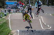 2018 UCI BMX Supercross<br /> Round 8 Santiago Del Estero (Argentina)<br /> Motos<br /> #138 (STRAZDINS Mikus) LAT