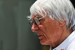 Bernie Ecclestone (GBR).<br /> 11.11.2016. Formula 1 World Championship, Rd 20, Brazilian Grand Prix, Sao Paulo, Brazil, Practice Day.<br /> Copyright: Moy / XPB Images / action press