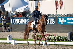 Jorissen Philip, BEL, Miss Dior van den Bruel<br /> World ChampionshipsYoung Dressage Horses<br /> Ermelo 2018<br /> © Hippo Foto - Dirk Caremans