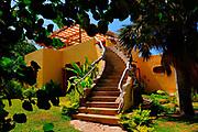 Yoga studio and Spa at Jakes Hotel - Treasure Beach Jamaica