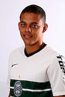 "Brazilian Football League Serie A / <br /> ( Coritiba Foot Ball Club ) - <br /> Walisson Moreira Farias Maia "" Walisson Maia """