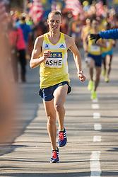 BAA 5K road race Eric Ashe BAA adidas