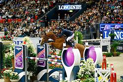 Smolders Harrie, (NED), Emerald<br /> Longines FEI World Cup Jumping Final II<br /> © Dirk Caremans