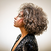 Esther Benson, hairstyle. Photo by Alabastro Photography.