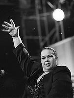 Etta James, St. Louis 1996