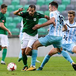 20171001: SLO, Football - NK Olimpija Ljubljana vs ND Gorica